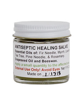 Rinzai's Market Antiseptic Healing Salve