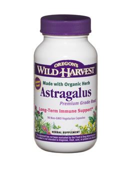 Oregon Wild Harvest Astragalus