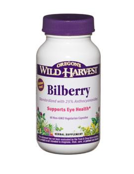 Oregon Wild Harvest Bilberry
