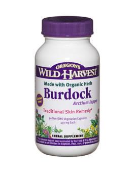 Oregon Wild Harvest Burdock