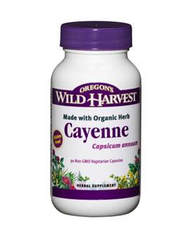 Oregon Wild Harvest Cayenne