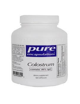 Pure Encapsulations Colostrum