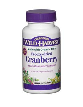 Oregon Wild Harvest Cranberry