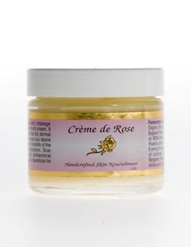 """Simply Divine Botanicals Moisturizer """"Creme de Rose"""""""