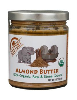Dastony Organic Stone Ground Almond Butter