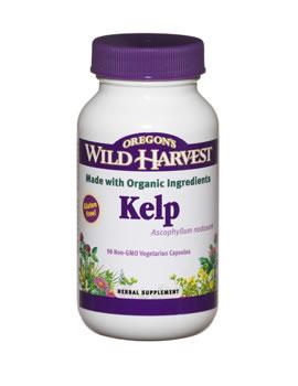 Oregon Wild Harvest Kelp