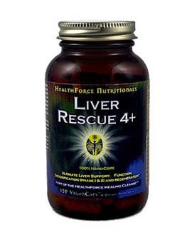 HealthForce Liver Rescue 4+