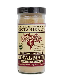 Whole World Royal Maca Powder