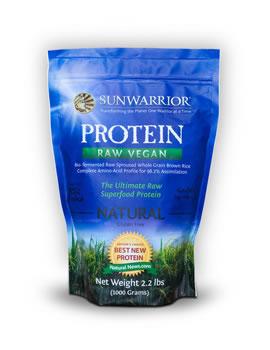 Sunwarrior Rice Protein