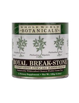 Whole World Botanicals Royal Breakstone Tea