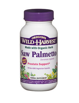 Oregon Wild Harvest Saw Palmetto
