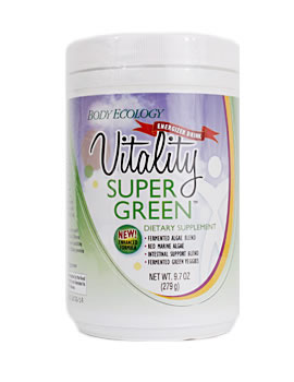 Body Ecology Vitality Super Greens