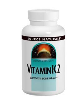 Source Naturals K-2
