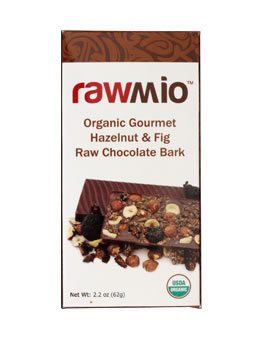 Rawmio Raw Chocolate Bark