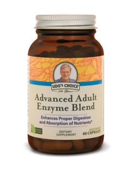 Flora Advanced Adult Enzyme Blend
