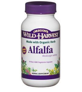 Oregon Wild Harvest Alfalfa