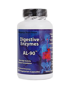 Alleghany Nutrition Digestive Enzymes