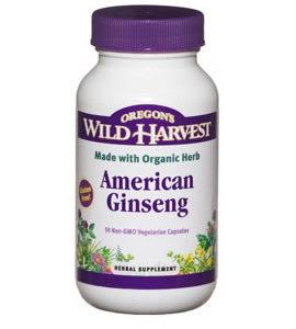Oregon Wild Harvest American Ginseng