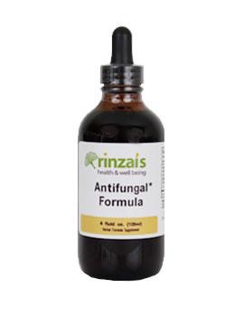 Rinzai's Anti-Fungal Formula