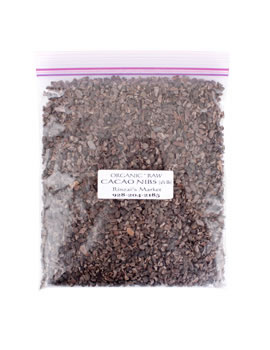 Rinzai's Market Raw Organic Arriba Cacao Nibs
