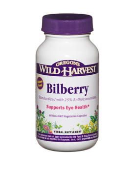 Oregon Wild Harvest Bilberry