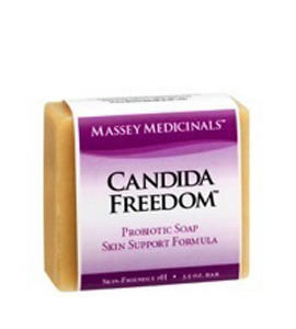 Massey Medicinals Candida Freedom Soap