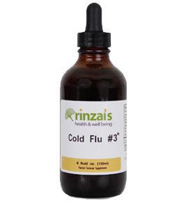 Rinzai's Cold Flu Formula #3