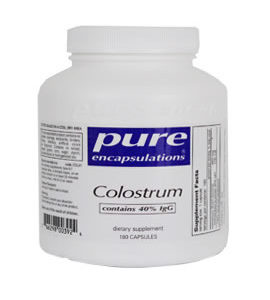 Pure Encapsulations Colostrum