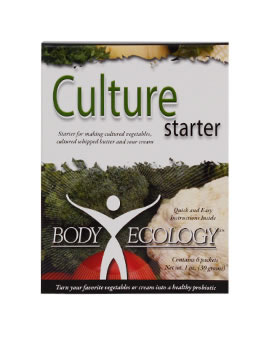 Body Ecology Veggie Culture Starter