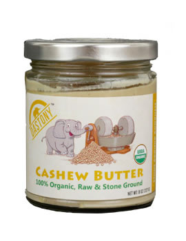 Dastony Organic Stone Ground Cashew Butter
