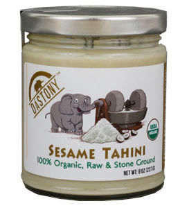 Dastony Organic Stone Ground Sesame Seed Butter (Tahini)