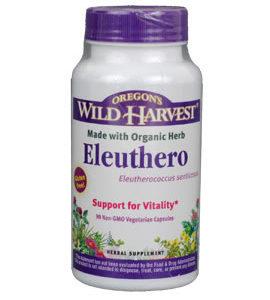 Oregon Wild Harvest Eleuthero
