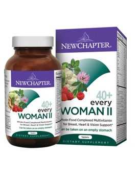 New Chapter Every Woman II 40+