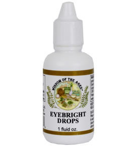 Wisdom of the Ages Eyebright Drops
