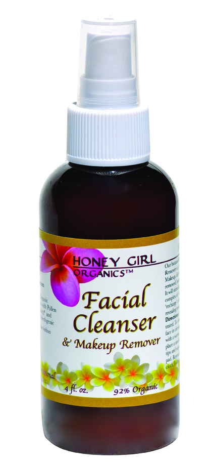 Honey Girl Organics Facial Cleanser