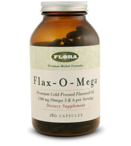 Flora Flax-O-Mega