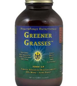 HealthForce Greener Grasses