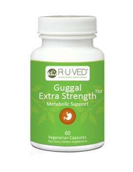 RUVed Guggal Extra Strength