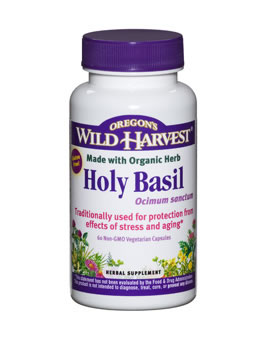 Oregon Wild Harvest Holy Basil