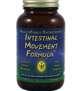 HealthForce Intestinal Movement Formula