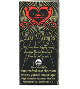 Lulu's Chocolate Truffles & Buttercups