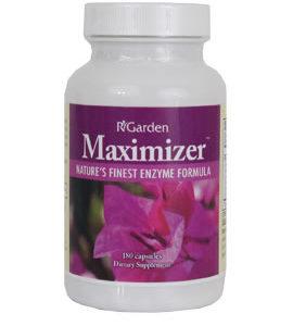 R Garden Maximizer Enzymes