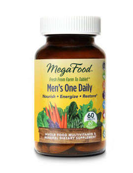 MegaFood Men's One Daily