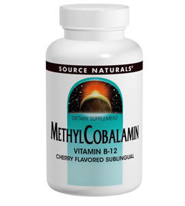 Source Naturals Methyl Cobalamin B-12
