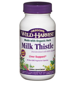 Oregon Wild Harvest Milk Thistle