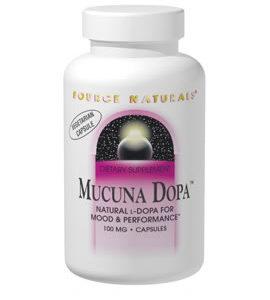 Source Naturals Mucuna Dopa