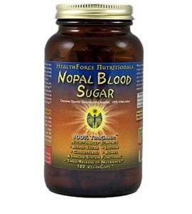 HealthForce Nopal Blood Sugar Immune