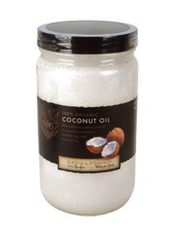 Ojio Organic Extra Virgin Raw Coconut Oil