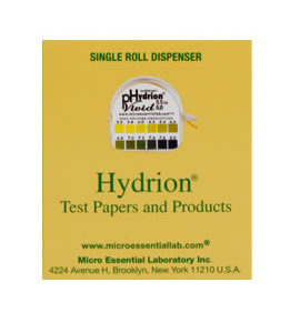 MicroEssential Laboratory Hydrion PH papers