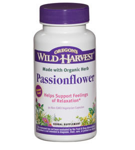 Oregon Wild Harvest Passionflower